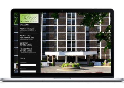 Website For Home Owner Association