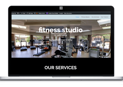 managed wordpress-hosting for fitness-studio-gym